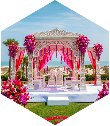 Professional wedding planner in Indore