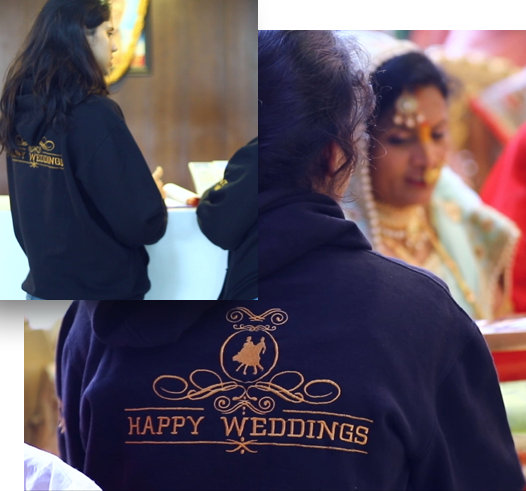 Team Happy Weddings -Best International & Indian Wedding Planner in Indore
