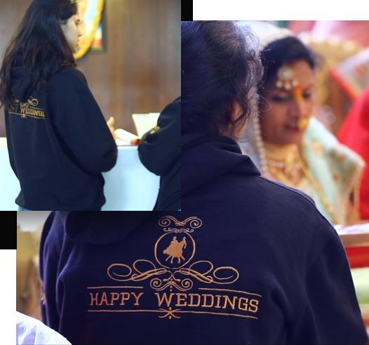 Team Happy Weddings -Best International & Indian Wedding Planner in Indore