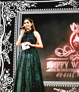 Shruti Jain -Director Happy Weddings