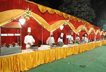 Wedding Catering, Caterers, Food & Beverages
