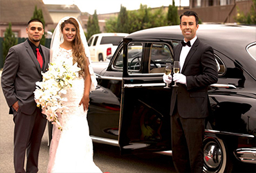 Wedding Hospitality Services, Guest Pick and Drop Services