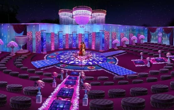 Wedding Stage Decoration Planners